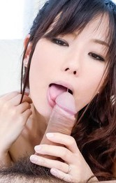 Milf Japanese Maids - Manami Komukai Asian is doggy screwed after sucking crown jewels