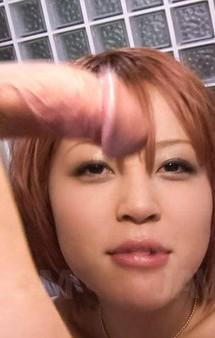 SARAちゃんはB95cmの天然爆乳Hカップ。黒のTバックを剥ぎ取られ生ハメ。ユッサユサと爆乳を揺らせてイキまくる!