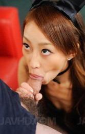 Top Asian Mom Porn Videos - Yuu Kusunoki Asian gets cum in mouth and squirts under vibrators