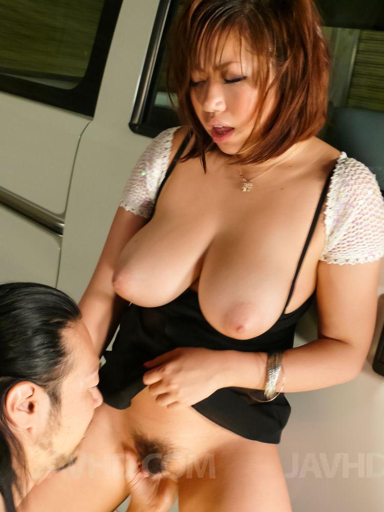 Japanese Big Tits Stockings