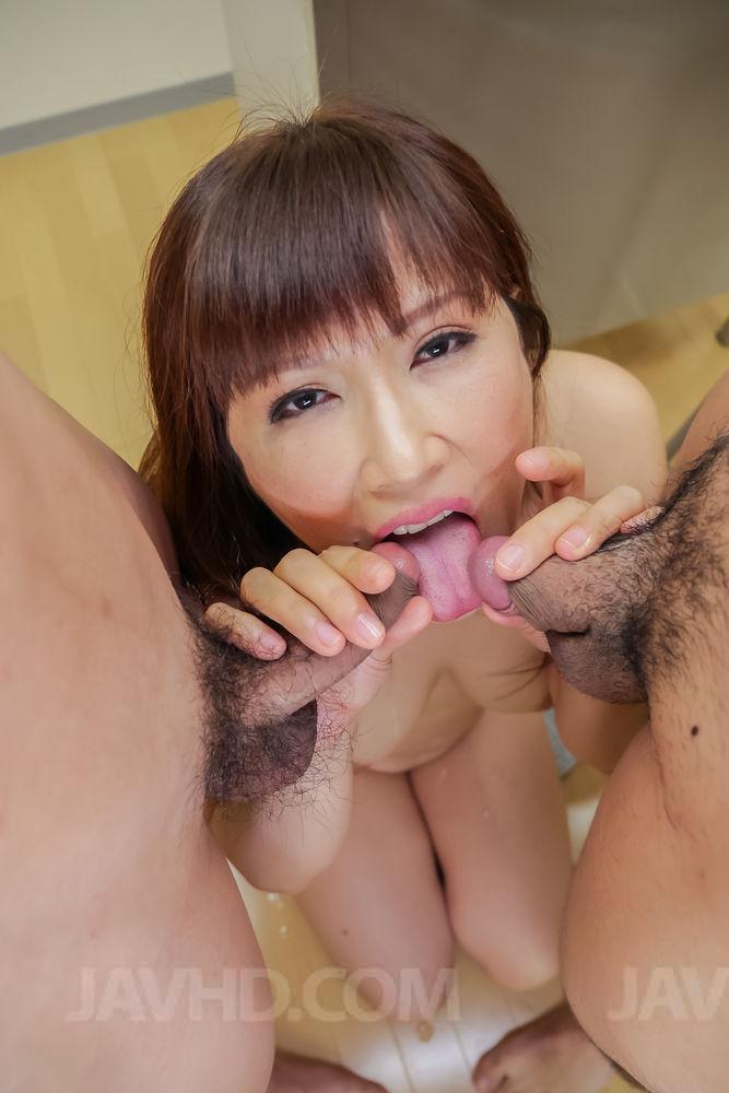 Rui shiina enjoys full pleasure in hardcore