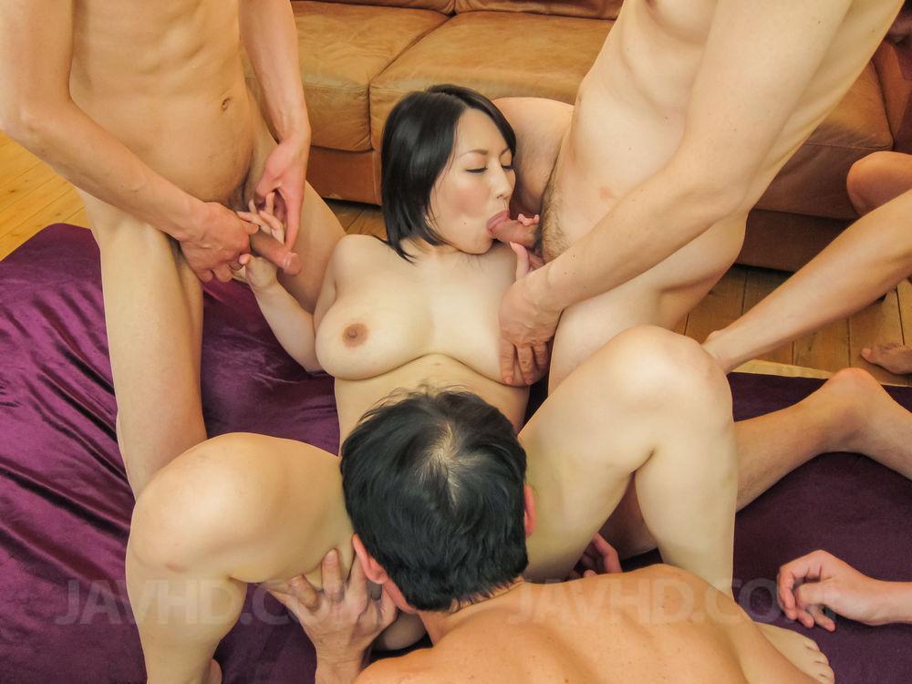 Секс порно японский мам