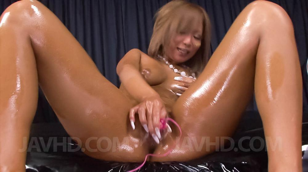 image Sexy milf riku hinano blows and fucks in