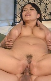 Asian Mom Son - Saki Sudou Asian has mouth and fingered snatch filled with tools